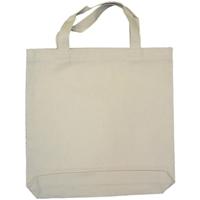 Εικόνα του Medium Canvas Zipper Tote - Υφασμάτινη Τσάντα