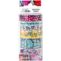 Εικόνα του Dina Wakley Media Washi Tape Set 1