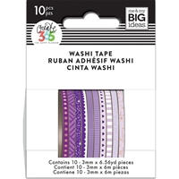 Picture of Happy Planner Mini Washi Tape - Purple Hues