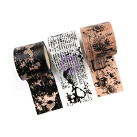 Εικόνα του Prima Traveler's Journal Decorative Tape - Butterfly Love