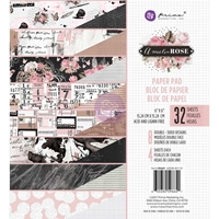 Picture of Prima Marketing Double-Sided Paper Pad 6''X6'' - Amelia Rose