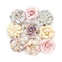 Εικόνα του Lavender Χάρτινα Λουλούδια - Julienne
