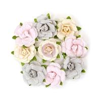 Εικόνα του Lavender Χάρτινα Λουλούδια - Anneta