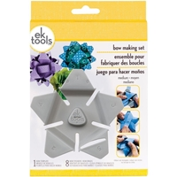 Picture of Bow Making Set - Medium Star