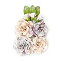 Εικόνα του Lavender Χάρτινα Λουλούδια - Jolene