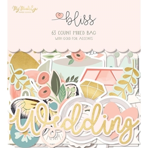 Picture of Bliss Mixed Bag Cardstock Die-Cuts