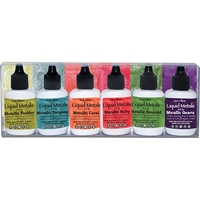 Picture of Color Burst Liquid Metal Assortment - Shimmering Gems