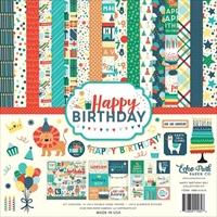 """Εικόνα του Echo Park Collection Kit 12""""X12"""" - Happy Birthday Boy"""