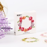 Εικόνα του Αυτοκόλλητα Planner - Wreath