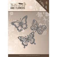 Picture of Find It Jeanine's Art Classic Die - Butterflies