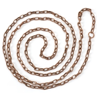 Picture of Steampunk Metal Chain - Antique Copper Style A