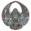 Εικόνα του Steampunk Μεταλλικό Διακοσμητικό - Σκαραβαίος