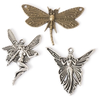 Picture of Steampunk Metal Accents - Fairies
