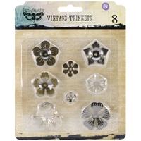 Εικόνα του Mechanicals Μεταλλικά Διακοσμητικά - Mini Flowers