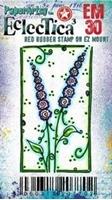 Εικόνα του Paper Artsy Σφραγίδα Rubber Eclectica Mini - Flower