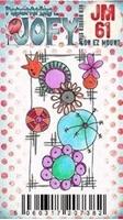 Εικόνα του Paper Artsy Σφραγίδα Rubber JOFY Mini 61