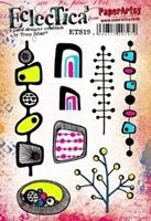 Εικόνα του Paper Artsy Σετ Σφραγιδες Eclectica3 - Tracy Scott 19