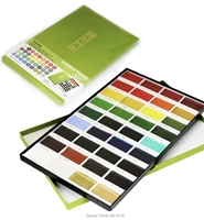 Picture of Kuretake Gansai Tambi 36 Piece Watercolour Set