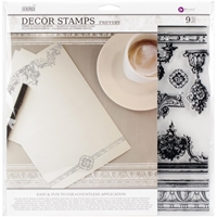 Εικόνα του Iron Orchid Designs Decor Clear Stamps - Friffery