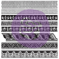 Picture of Iron Orchid Designs Decor Clear Stamps - Medium Trims