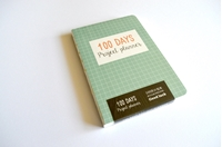 Εικόνα του 100 Days Project Planner - Light Green