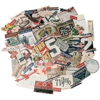 Picture of Tim Holtz Idea-ology Ephemera Pack, Emporium