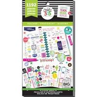 Εικόνα του Create 365 Happy Planner Sticker Value Pack - Teacher
