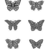 Εικόνα του Idea-Ology Μεταλλικά Διακοσμητικά - Πεταλούδες