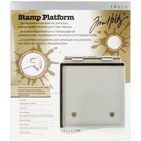 Εικόνα του Tim Holtz Stamp Platform - Πλατφόρμα Σφράγισης 21 x 21 cm