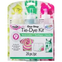 Εικόνα του Tulip One-Step Tie-Dye Σετ Βαφής για Υφασμα - Watermelon