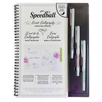 Εικόνα του Speedball Lettershop Calligraphy Kit - Σετ Καλλιγραφίας