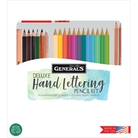 Picture of Deluxe Hand Lettering Pencil Arts Kit