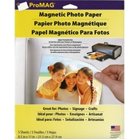 Picture of ProMag Magnetic Photo Paper