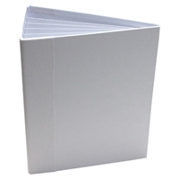 Picture of Heartfelt Creations 3D Flip Fold Album - White