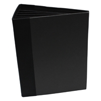 Picture of Heartfelt Creations 3D Flip Fold Album - Black