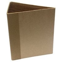 Picture of Heartfelt Creations 3D Flip Fold Album - Kraft