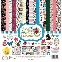 """Εικόνα του Echo Park Collection Kit 12""""X12"""" - Alice In Wonderland"""