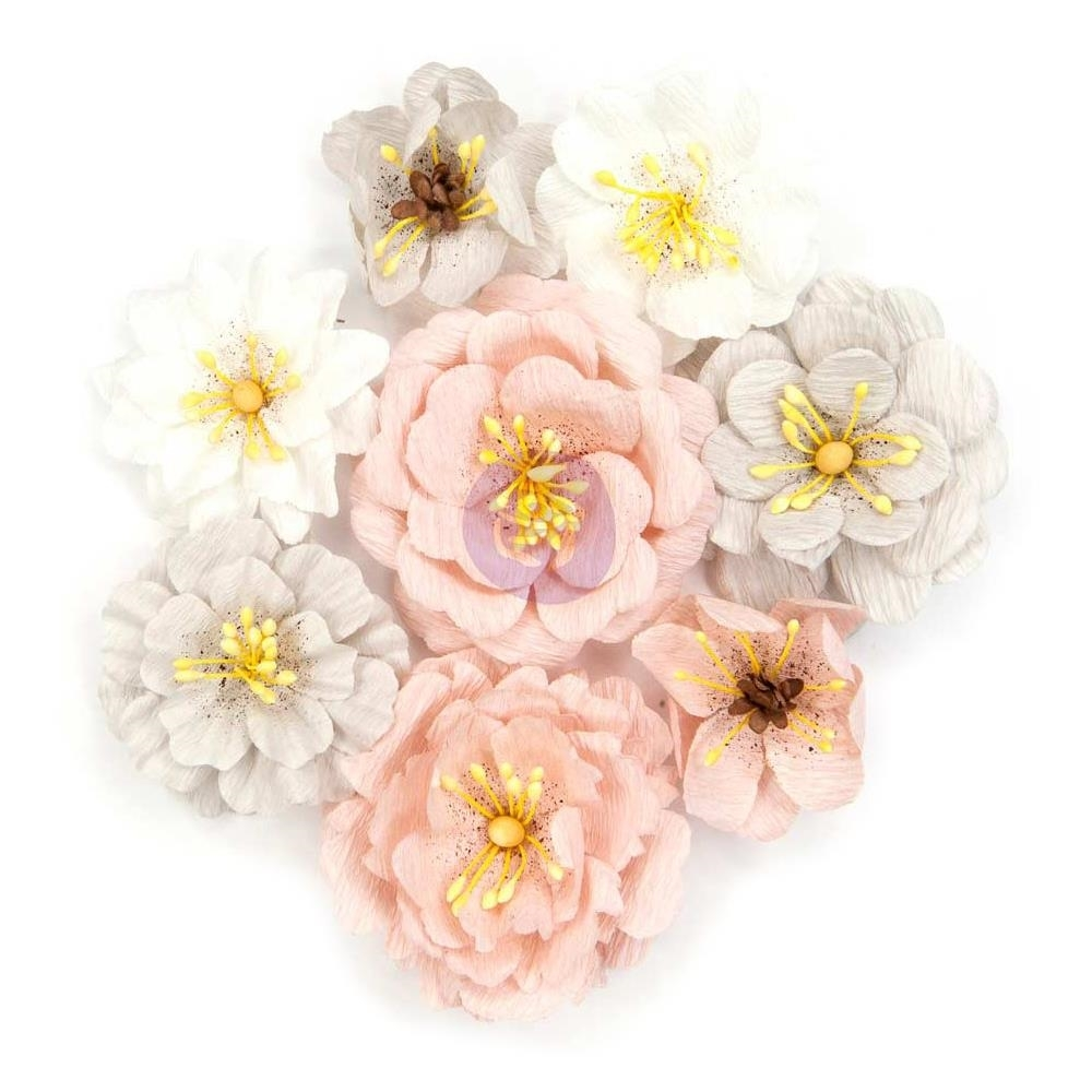 Cherry blossom paper flowers thea scrapsnpieces scrapbooking picture of cherry blossom paper flowers thea mightylinksfo