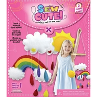 Picture of Mobile Sew Cute! Felt Kit
