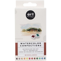 Picture of Prima Marketing Watercolor Confections - Woodlands