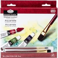 Εικόνα του Royal & Langnickel Essentials Watercolor Paints - Χρώματα ακουαρέλας