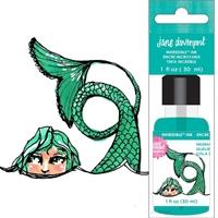 Εικόνα του Μελάνι Jane Davenport Mixed Media 2 INKredible Scented Ink - Mermaid Tail
