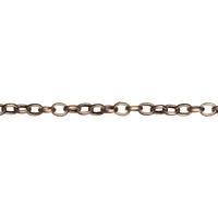 Εικόνα του Jewelry Basics Αλυσίδα - Copper Oval Link