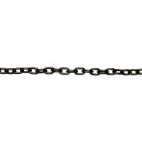 Εικόνα του Jewelry Basics Αλυσίδα - Black Small Oval