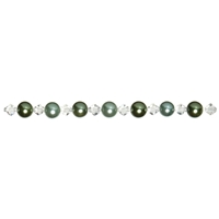 Εικόνα του Jewelry Basics Pearl & Crystal Bead Mix - Mint Round
