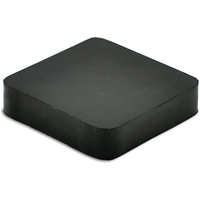 "Picture of Beadalon Rubber Bench Block 4""X4"""