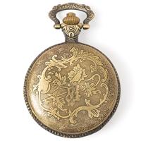 Εικόνα του Steampunk Μεταλλικό Κρεμαστό - Watch Case Gold