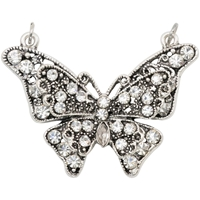 Εικόνα του Tim Holtz Assemblage Pendant - Πεταλούδα