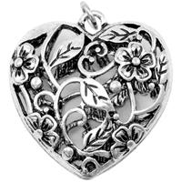 Εικόνα του Tim Holtz Assemblage Pendant - Ornate Heart