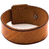 Εικόνα του Tim Holtz Assemblage Cuff Bracelet - Distressed Brown